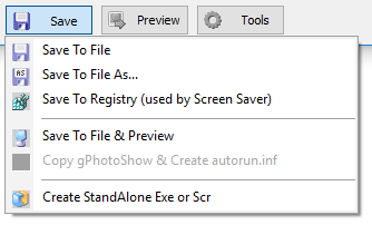 how to create scr file
